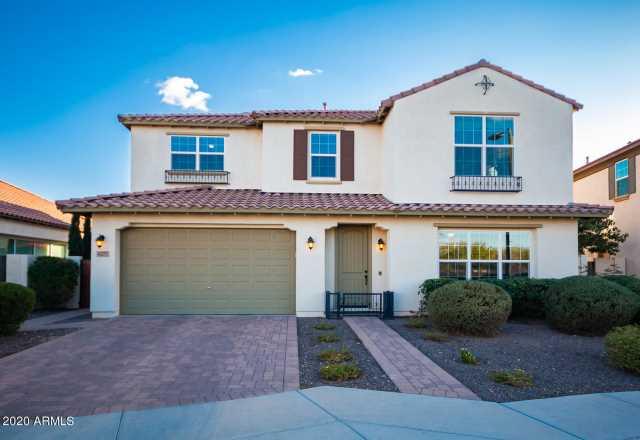 Photo of 4277 E YELLOWSTONE Place, Chandler, AZ 85249