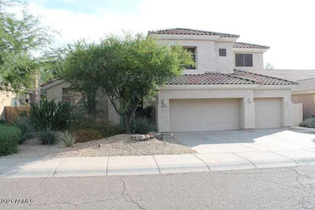 Photo of 7349 E WHISTLING WIND Way, Scottsdale, AZ 85255