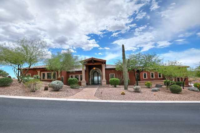 Photo of 2433 W PRAIANO Way, Phoenix, AZ 85086