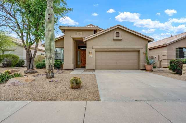 Photo of 7449 E WHISTLING WIND Way, Scottsdale, AZ 85255