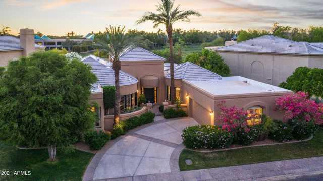 Photo of 7878 E GAINEY RANCH Road #36, Scottsdale, AZ 85258