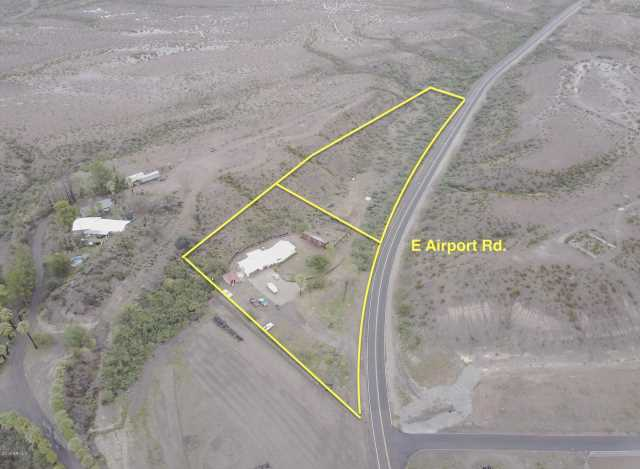 Photo of 1890 E AIRPORT Road, Safford, AZ 85546