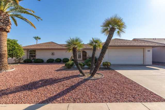 Photo of 12811 W FLAGSTONE Drive, Sun City West, AZ 85375