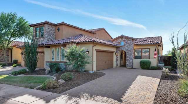 Photo of 12121 W DESERT MIRAGE Drive, Peoria, AZ 85383