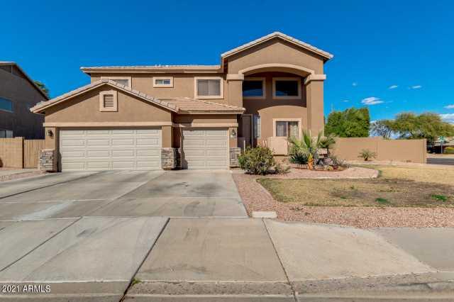 Photo of 12702 W CATALINA Drive, Avondale, AZ 85392