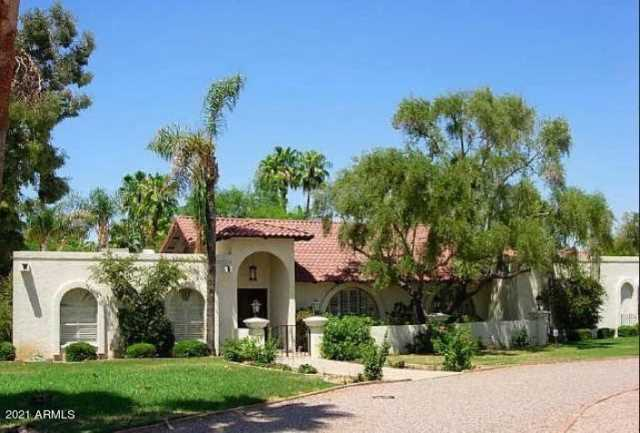 Photo of 5620 E Caballo Drive, Paradise Valley, AZ 85253