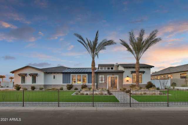 Photo of 3724 E JULEP Street, Mesa, AZ 85205