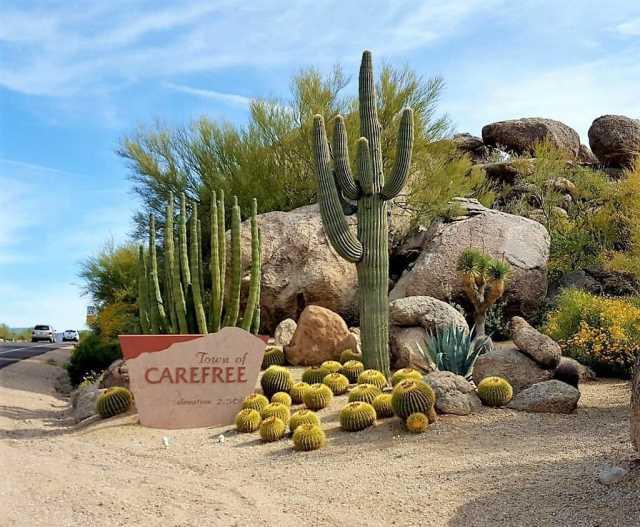 Photo of 37623 N Round Robin Court, Carefree, AZ 85377