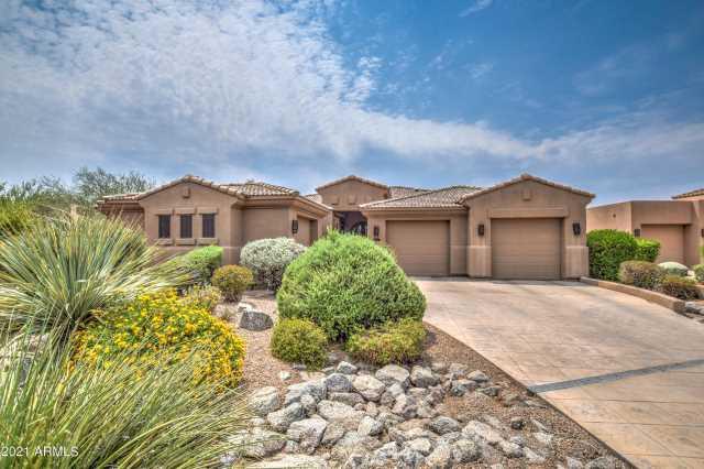 Photo of 7345 E SUGARLOAF Street, Mesa, AZ 85207