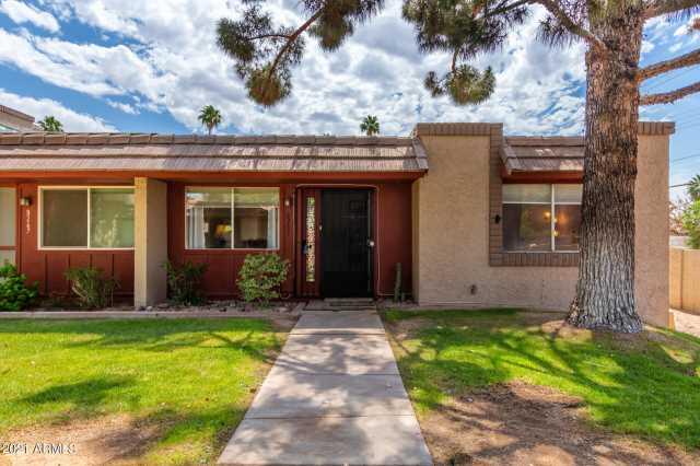 Photo of 8265 E THOMAS Road, Scottsdale, AZ 85251