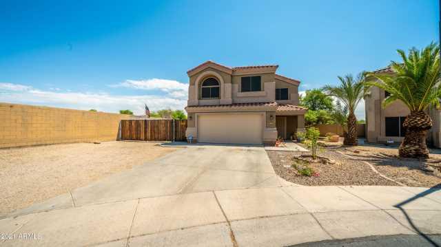 Photo of 14413 N 125TH Drive, El Mirage, AZ 85335