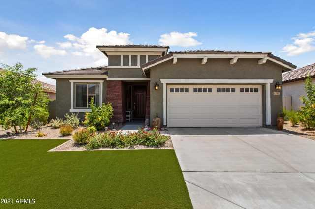 Photo of 4707 N 204TH Lane, Buckeye, AZ 85396