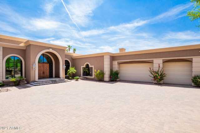 Photo of 5221 N CLIFFSIDE Drive, Phoenix, AZ 85018