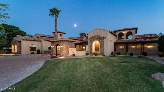 Photo of 3909 E CHERRY HILL Drive, Queen Creek, AZ 85142