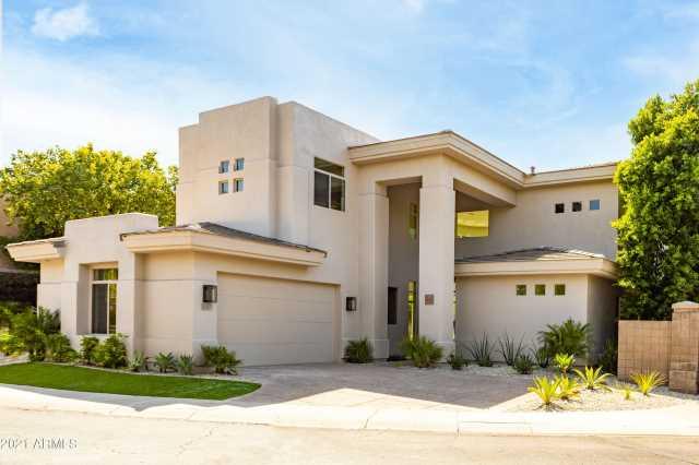 Photo of 6817 E MONTREAL Place, Scottsdale, AZ 85254