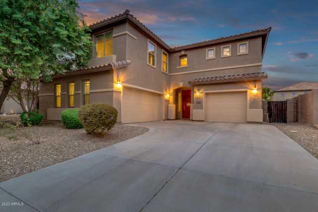 Photo of 18038 W TURQUOISE Avenue, Waddell, AZ 85355