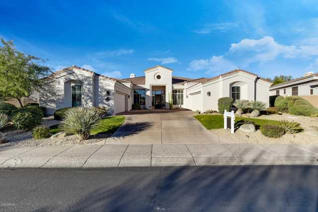 Photo of 7782 E FLEDGLING Drive, Scottsdale, AZ 85255