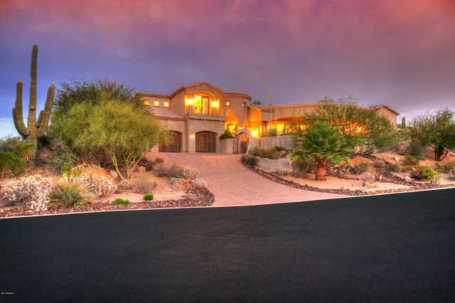 Photo of 10739 E CINDER CONE Trail, Scottsdale, AZ 85262