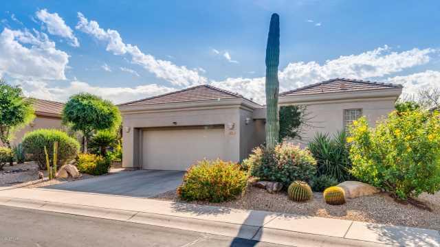 Photo of 7137 E CANYON WREN Circle, Scottsdale, AZ 85266