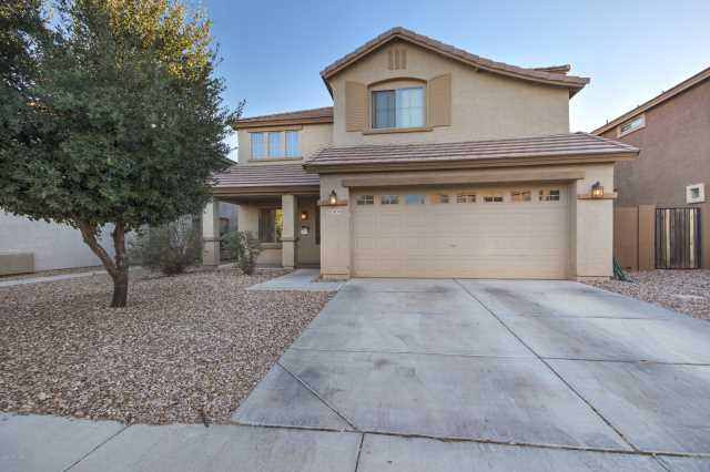 Photo of 3859 W GOLDMINE MOUNTAIN Drive, Queen Creek, AZ 85142