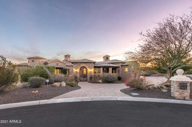 Photo of 13027 E SADDLEHORN Trail, Scottsdale, AZ 85259