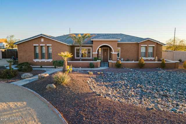 Photo of 23031 W DESERT VISTA Trail, Wittmann, AZ 85361