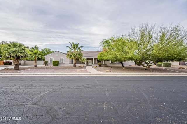 Photo of 1814 E KAEL Street, Mesa, AZ 85203