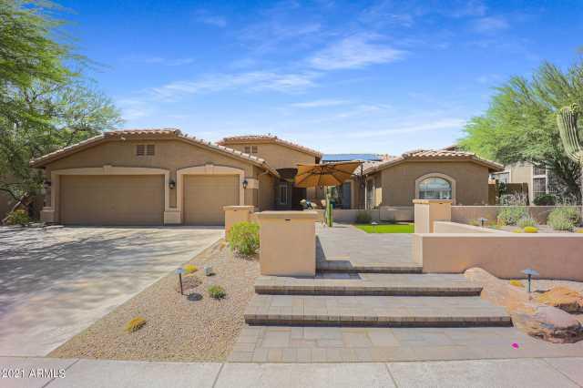 Photo of 7646 E ROSE GARDEN Lane, Scottsdale, AZ 85255
