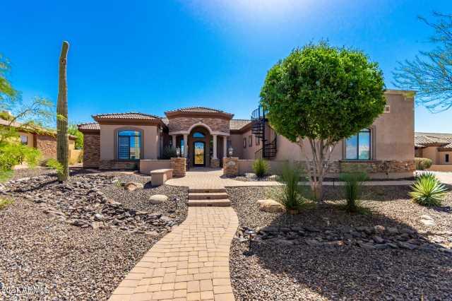 Photo of 3227 N CANYON WASH Circle, Mesa, AZ 85207