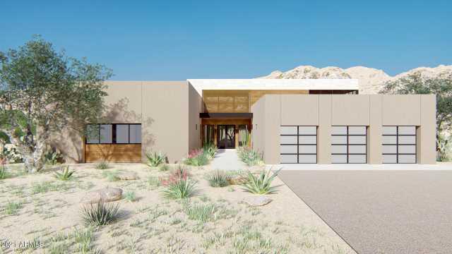 Photo of 6415 E Lomas Verdes Drive #4, Scottsdale, AZ 85266