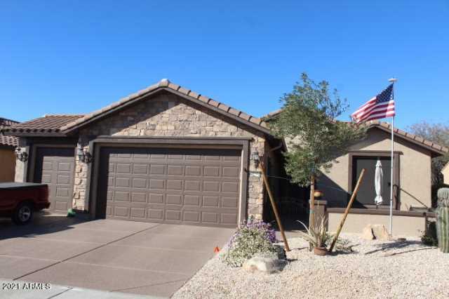 Photo of 27254 W POTTER Drive, Buckeye, AZ 85396