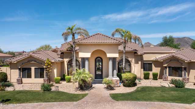 Photo of 6610 W Vista Bonita Drive, Glendale, AZ 85310