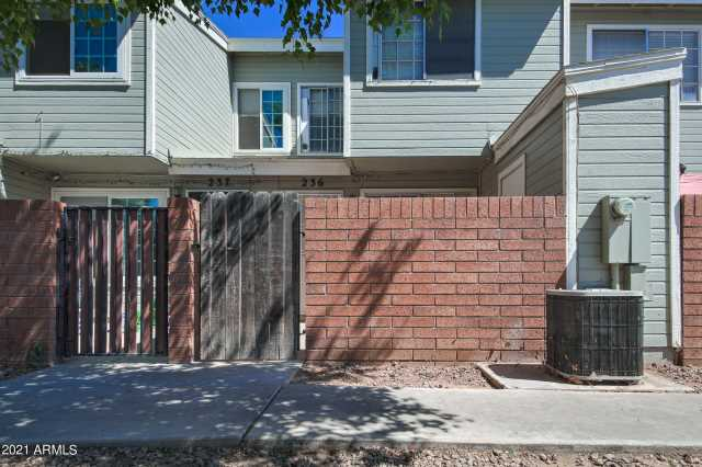 Photo of 510 N ALMA SCHOOL Road #236, Mesa, AZ 85201