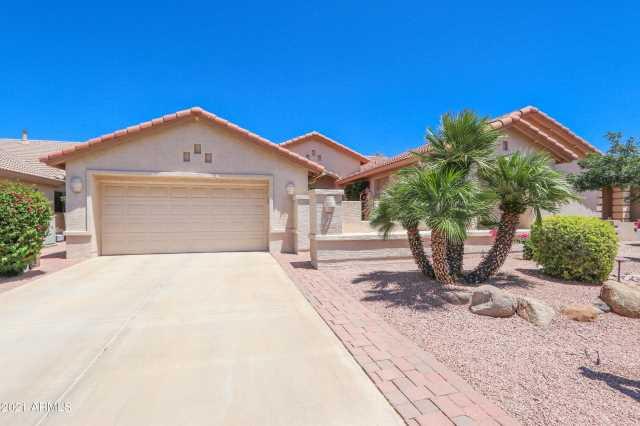 Photo of 24617 S CEDARCREST Drive, Sun Lakes, AZ 85248