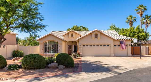 Photo of 6563 W LONE CACTUS Drive, Glendale, AZ 85308