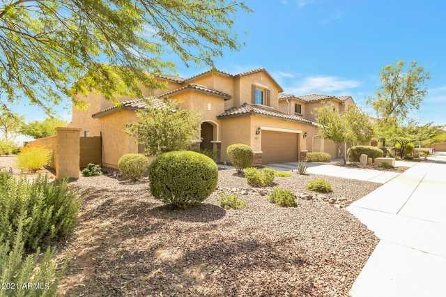 Photo of 8683 N 179TH Drive, Waddell, AZ 85355