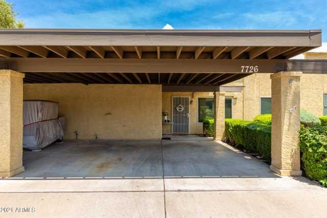 Photo of 7726 E PARK VIEW Drive, Mesa, AZ 85208