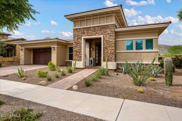 Photo of 20942 W COLLEGE Drive, Buckeye, AZ 85396