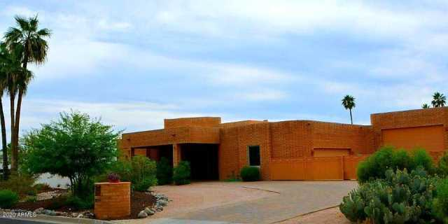 Photo of 9834 N 61ST Place, Paradise Valley, AZ 85253