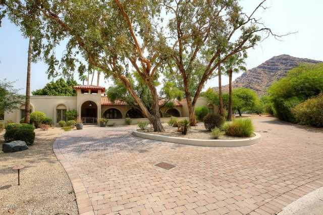 Photo of 8223 N LOMA Lane, Paradise Valley, AZ 85253