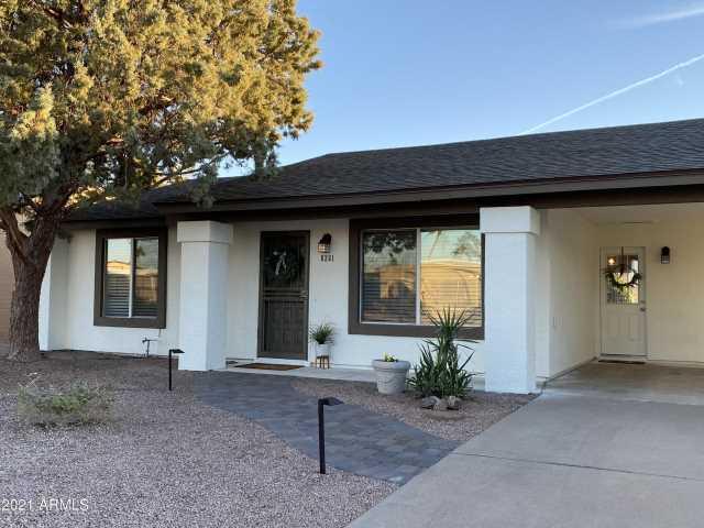 Photo of 8261 E PUEBLO Avenue, Mesa, AZ 85208