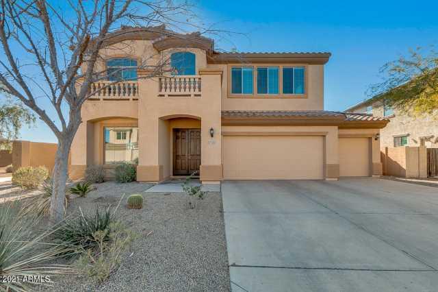 Photo of 17104 N OLIVETO Avenue, Maricopa, AZ 85138