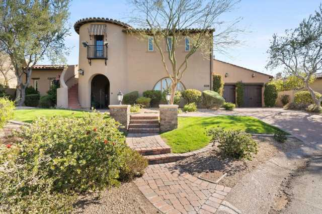 Photo of 8330 E Wing Shadow Road, Scottsdale, AZ 85255
