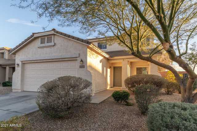 Photo of 18647 W SUNNYSLOPE Lane, Waddell, AZ 85355