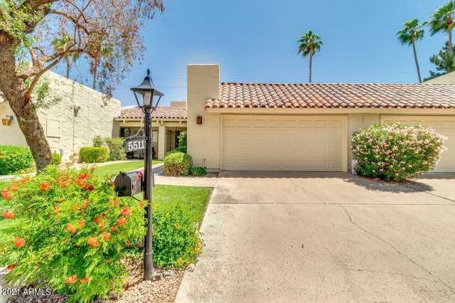 Photo of 5511 N 71ST Place, Paradise Valley, AZ 85253