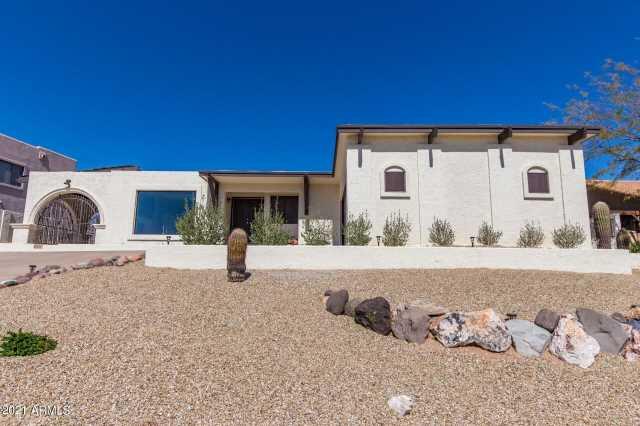 Photo of 16354 E MONTROSE Drive, Fountain Hills, AZ 85268