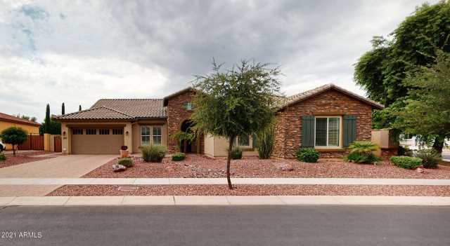 Photo of 7595 W FIREBIRD Drive, Glendale, AZ 85308