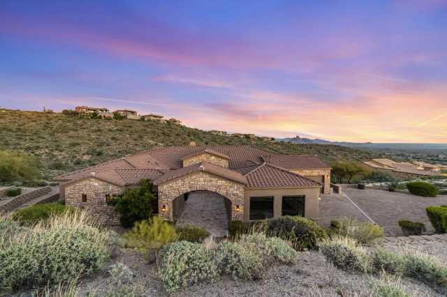 Photo of 11007 N CRESTVIEW Drive, Fountain Hills, AZ 85268