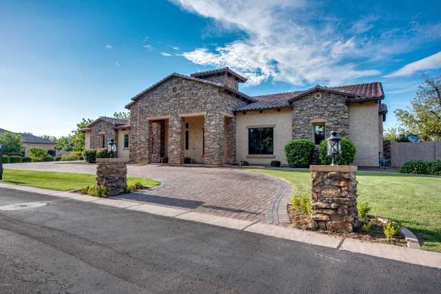Photo of 20268 E SUNSET Court, Queen Creek, AZ 85142