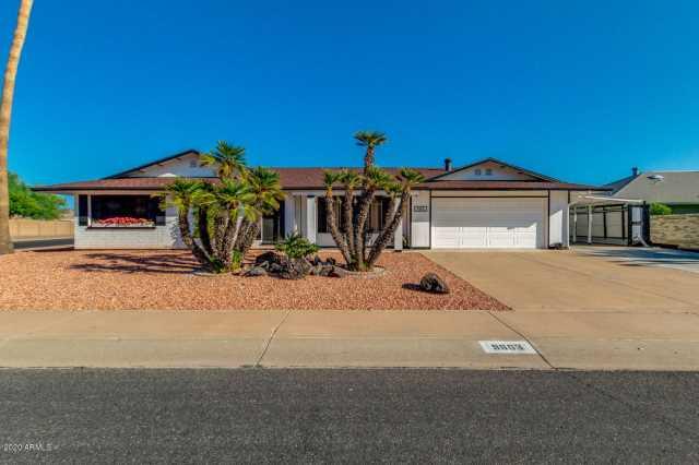Photo of 9603 W WRANGLER Drive, Sun City, AZ 85373